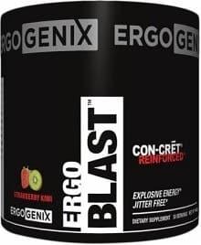Ergo Blast Pre Workout