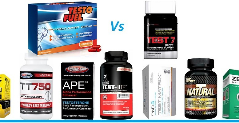 What are the best test boosters