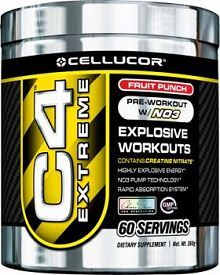 Cellucor C4 Pre-Workout Drink