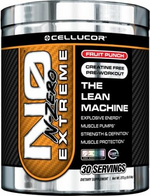 Pre workout supplements without creatine or caffeine content