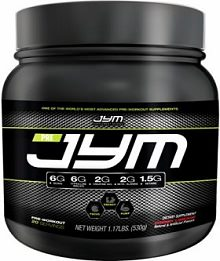 Jim Stoppani's Jym Pre-Jym supplement