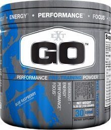 EXT Go Pre Workout