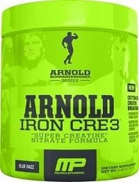 Arnold Iron Cre3 Creatine Nitrate