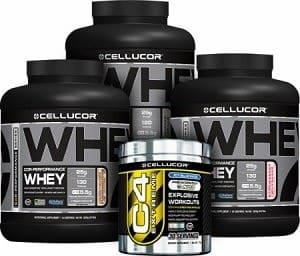 Best Muscle Building Supplement Stacks