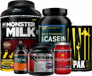 Muscle Building Supplement Stacks