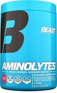 Aminolytes Intra Workout Supplement
