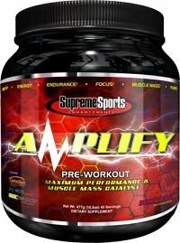 Amplify Pre Workout