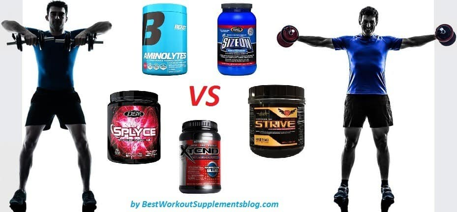 Top Inta-Workout Supplements