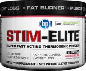 STIM-ELITE Thermogenic Powder