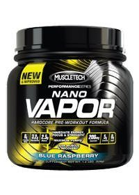 Nano Vapor pwo supplement